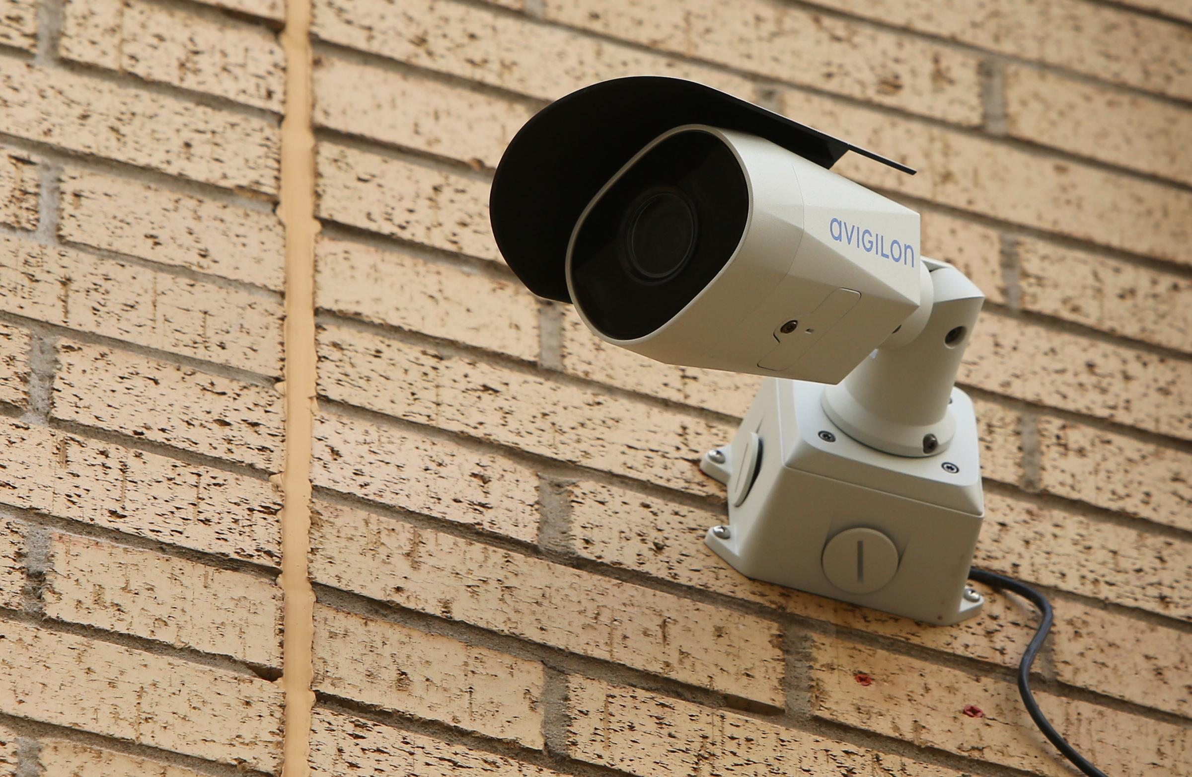 Teachers were unaware that CCTV had been installed in a North Lanarkshire secondary school