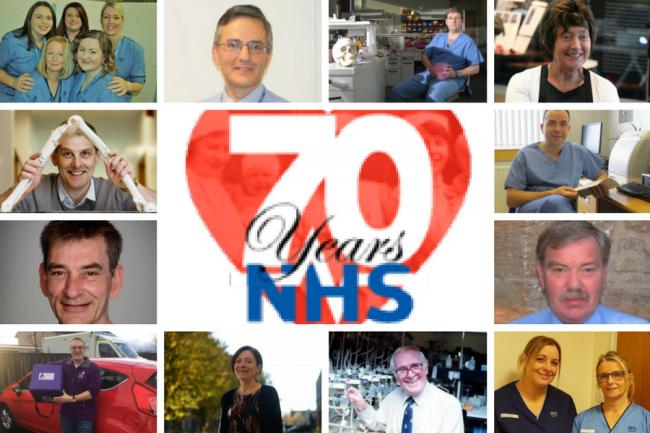 70 NHS Heroes for 70 Years: 'To be named staff member of the year blew my mind. I had never felt so humbled'