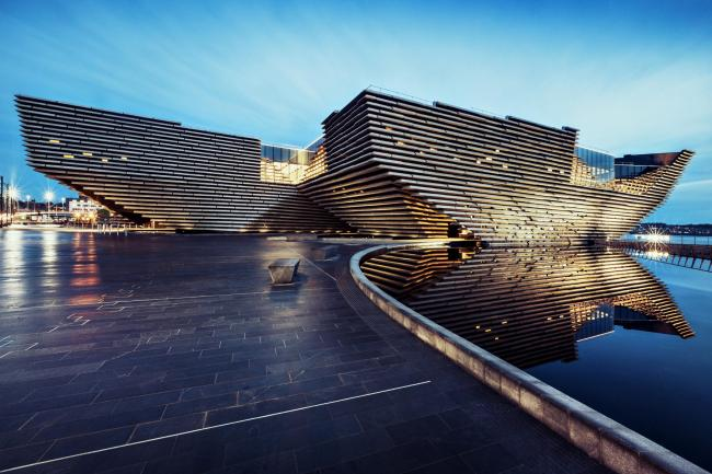 The V&A Dundee  photography © Ross Fraser McLean