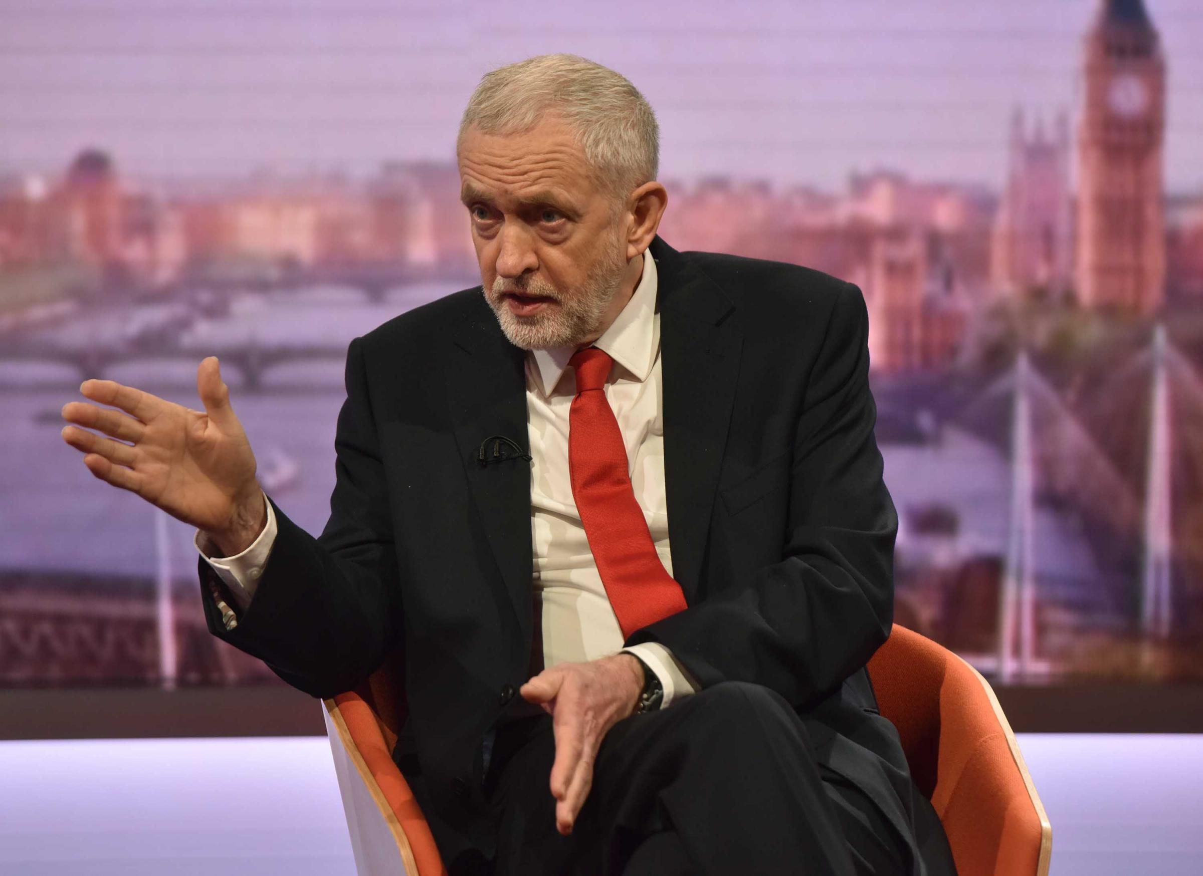 Incontrovertible?: Corbyn still sceptical about Russian culpability in Salisbury attack