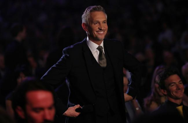 Lineker tops BBC salary list dominated by men