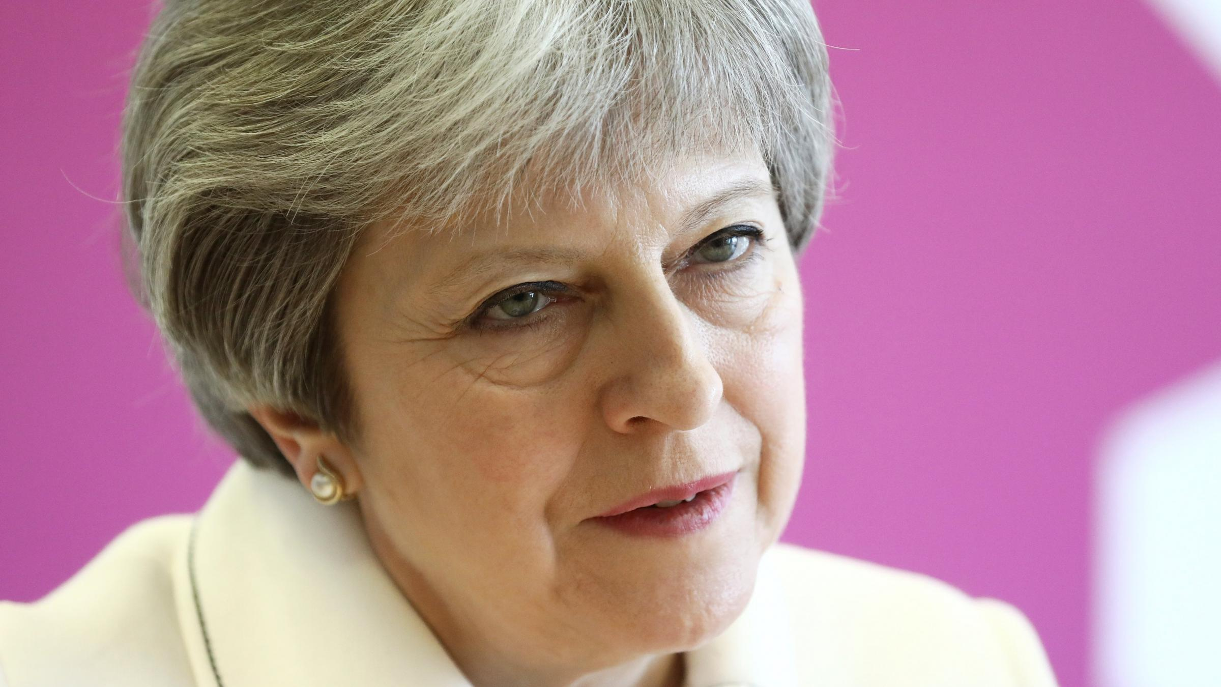 May sets out plans to boost Commonwealth trade
