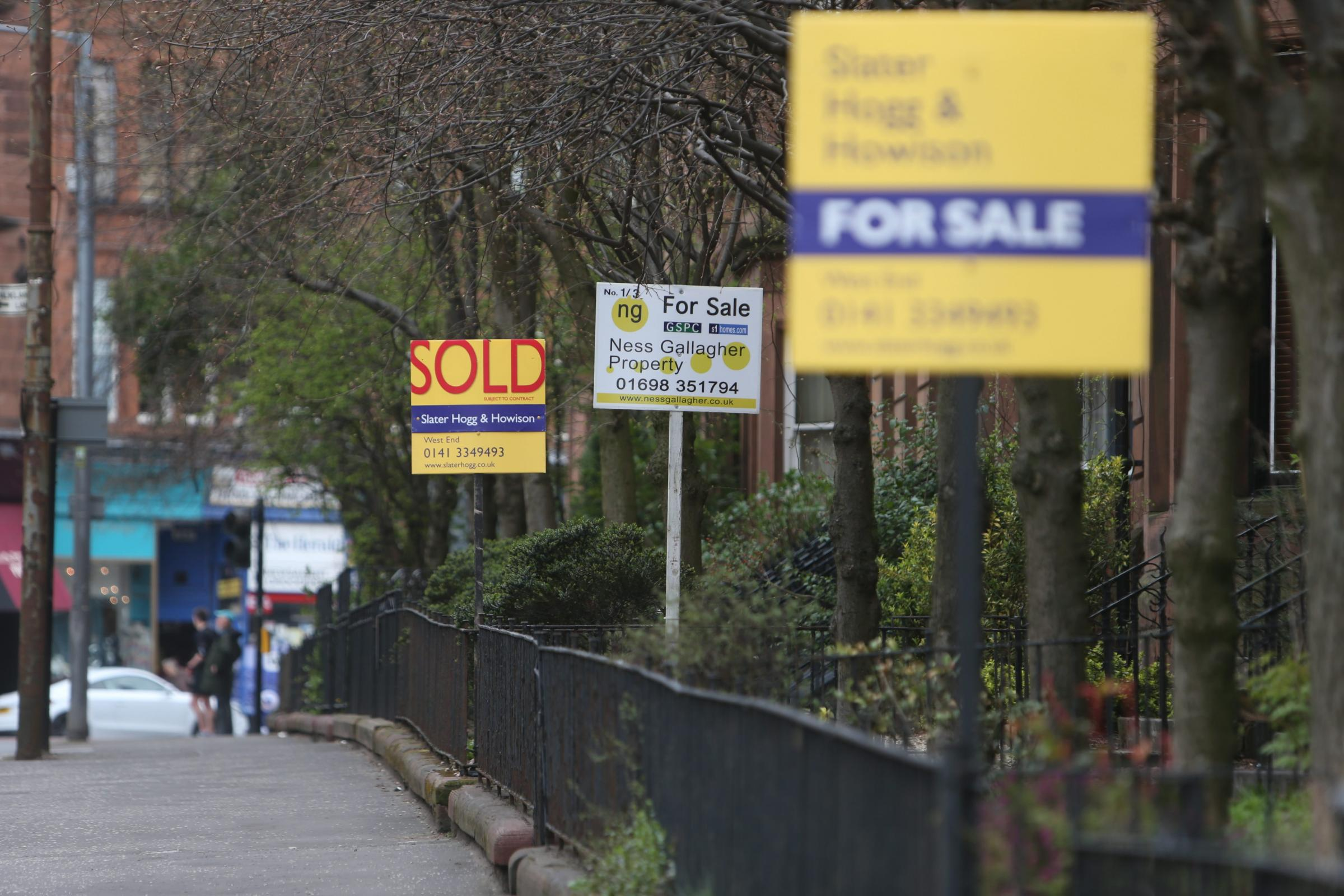 The housing market makes it extremely difficult for many young people to buy or rent