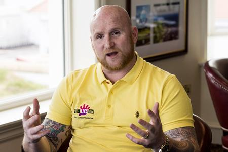 John Hartson's quiet role as strikers' coach has helped Livingston