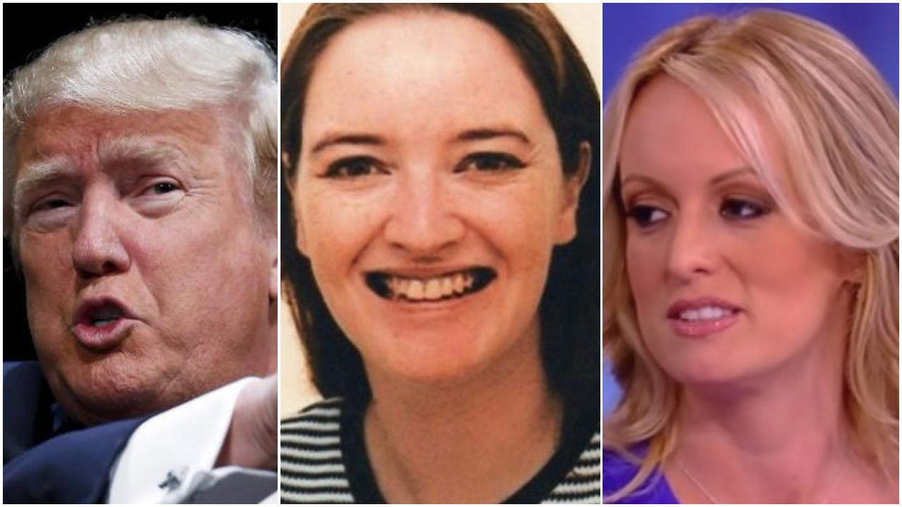 Scots musician shrugs off abuse after helping reignite row between Trump and porn star
