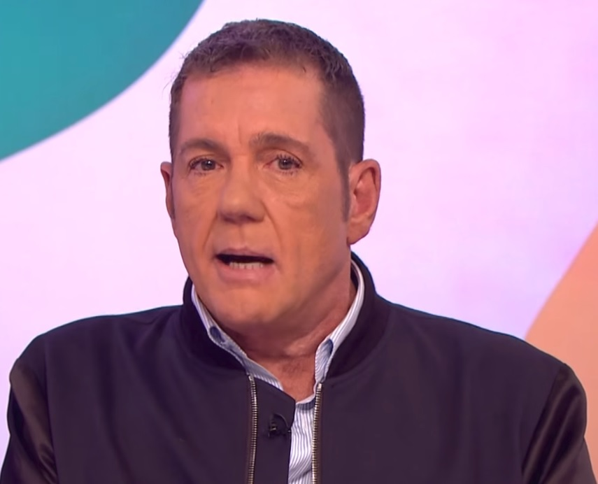 TV presenter Dale Winton dies