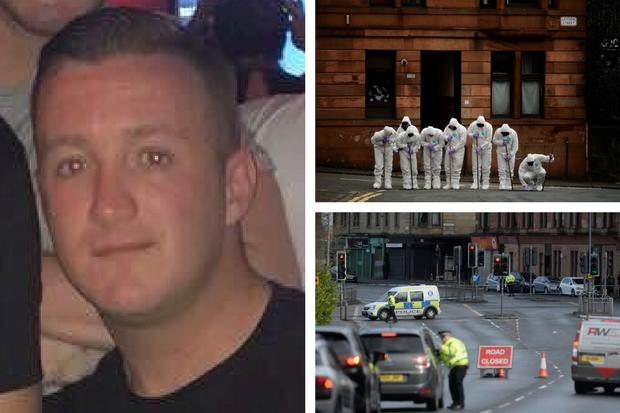 Shooting probe becomes murder hunt after drive-by attack victim Kenny Reilly dies