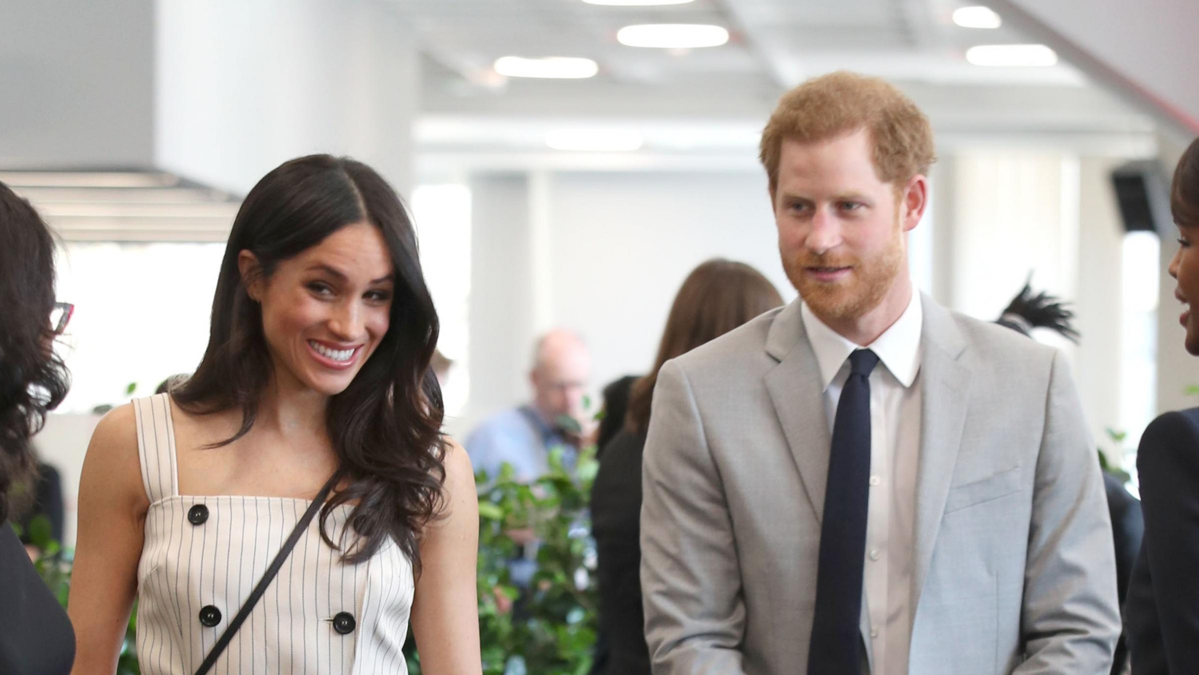Harry and Meghan champion Women's Empowerment as royal wedding approaches