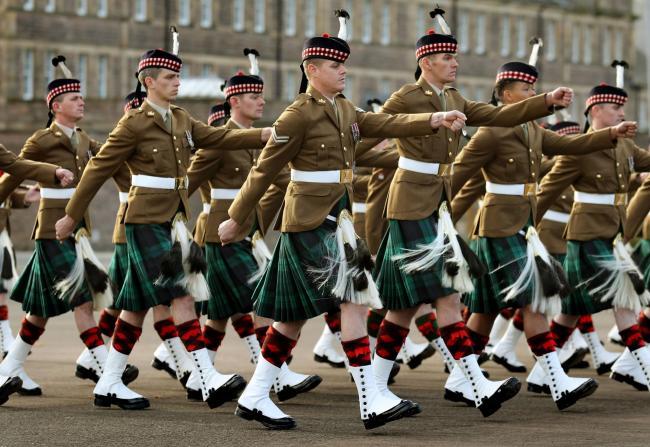Assurances sought over Scotland's military future