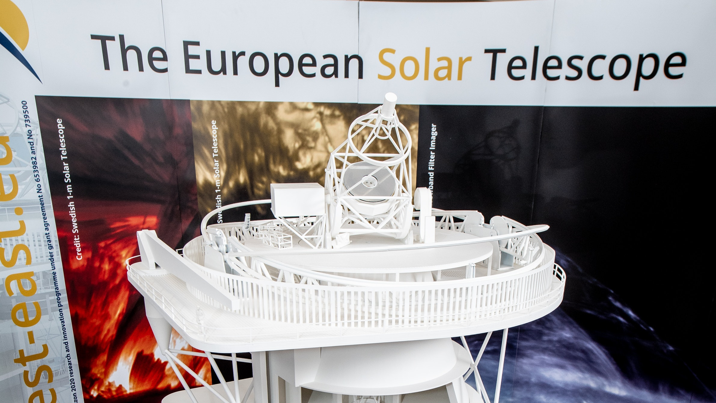 New solar telescope will be able to shine fresh light on mysteries of the Sun