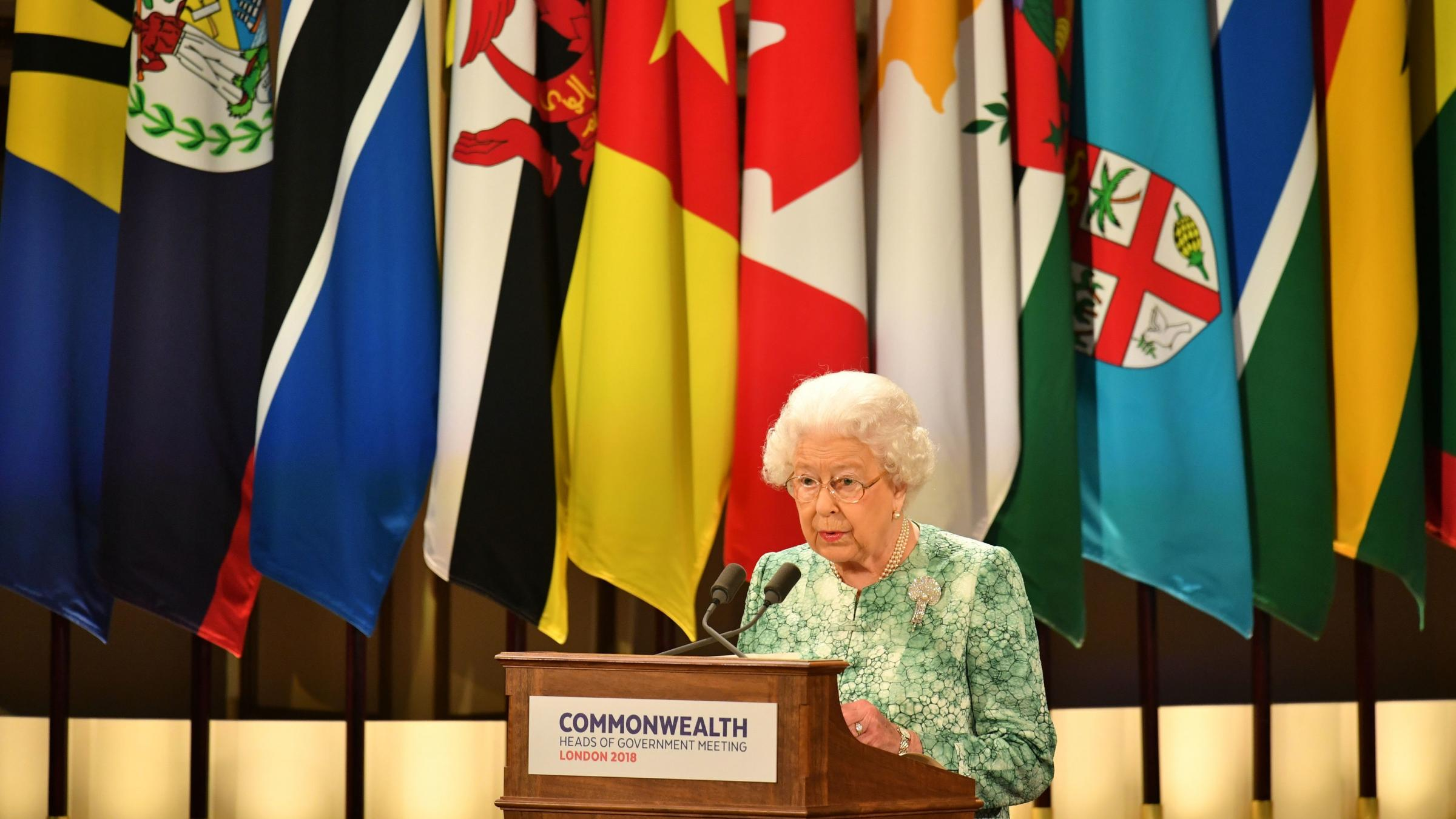 Queen endorses Charles to take over as Commonwealth head