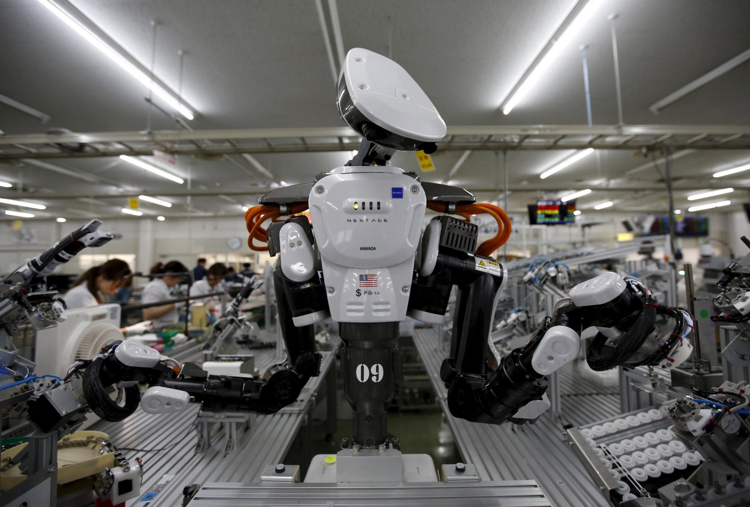 A new report reveals the UK is lagging behind when it comes to preparing for increased automation in the workplace.
