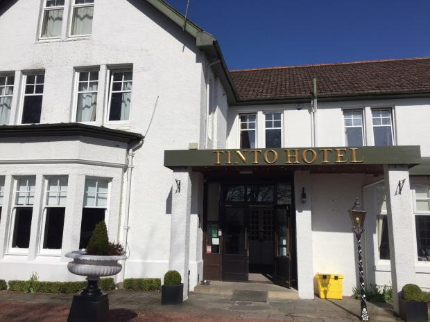 HeraldScotland: Set in over five acres of stunning scenery, the Tinto House Hotel in Symington, Biggar is a real gem waiting to be discovered. With a semi secluded entrance, it would be easy for the inquisitive traveller to miss out on this wonderful Hotel experience.