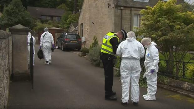 Police Scotland rapped over failure to find body of dead man