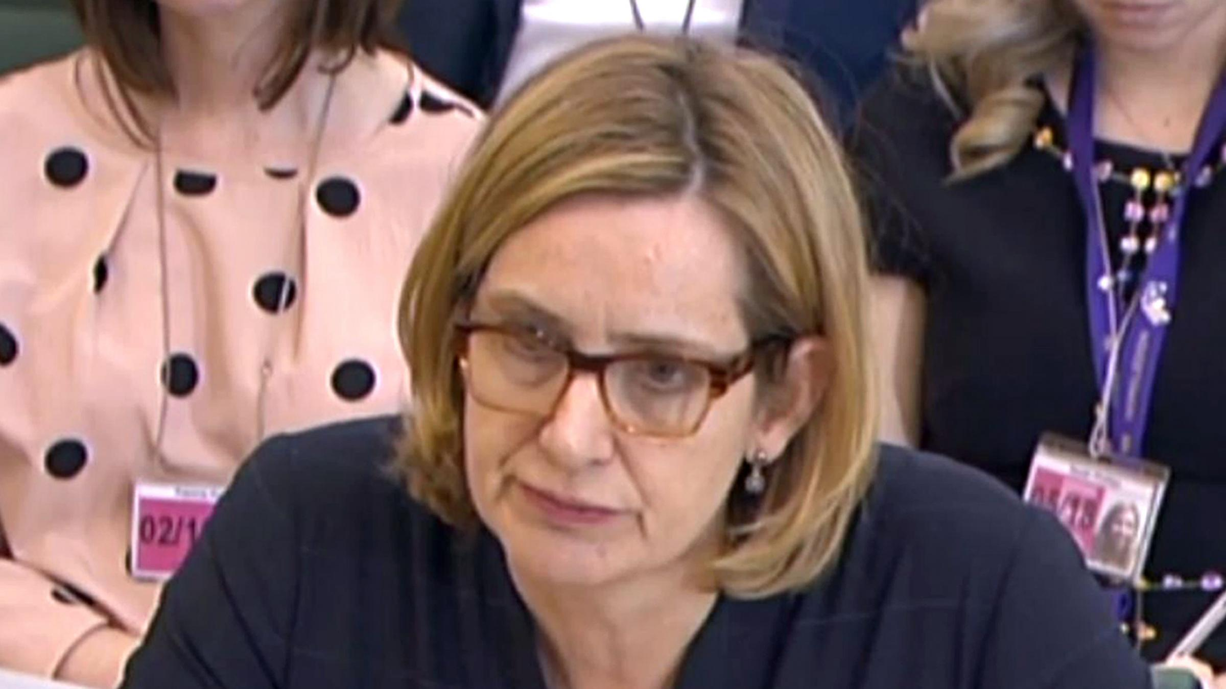 Home Secretary regrets failing to see scope of Windrush scandal sooner