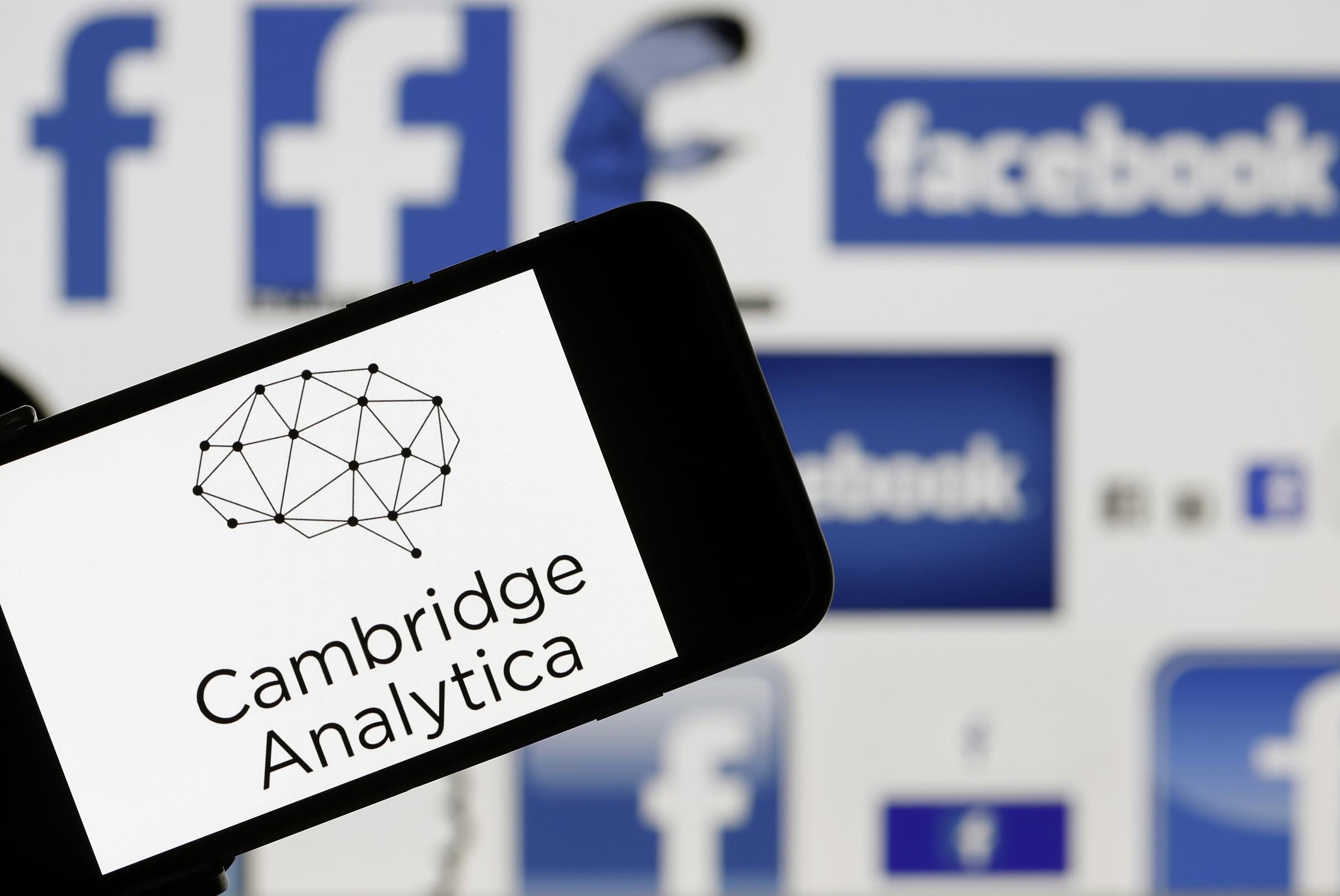 SNP releases email contacts with Cambridge Analytica