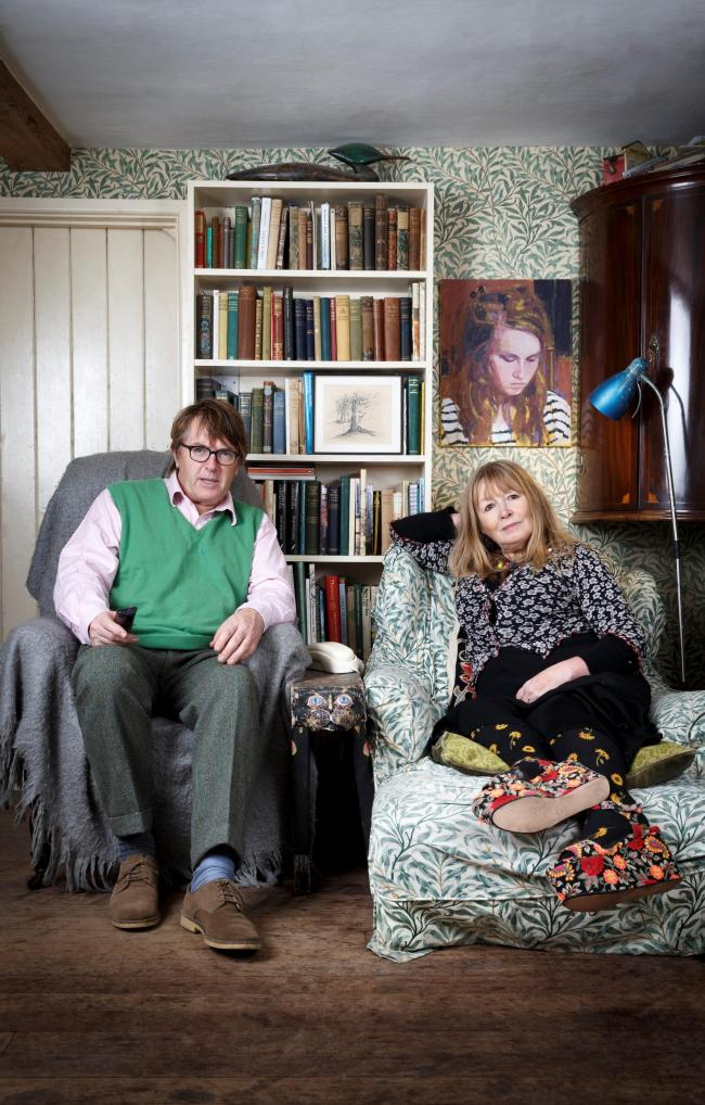 Giles and Mary from Gogglebox: our guide to love and marriage