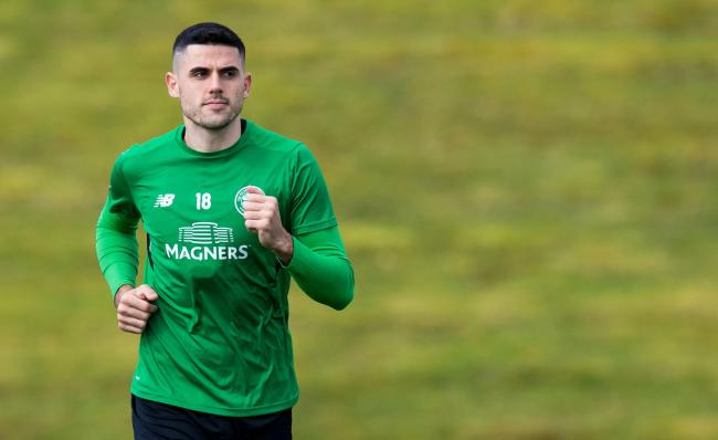 Brendan Rodgers is hoping to keep Tom Rogic at Celtic Park    Photograph: SNS