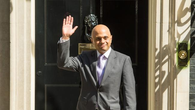 Sajid Javid's journey from bus driver's son to Home Secretary