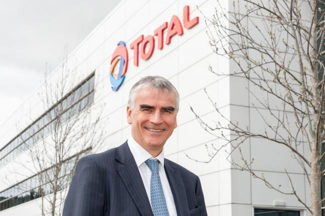 Jean-Luc Guiziou took charge of Total's UK exploration and production business in May