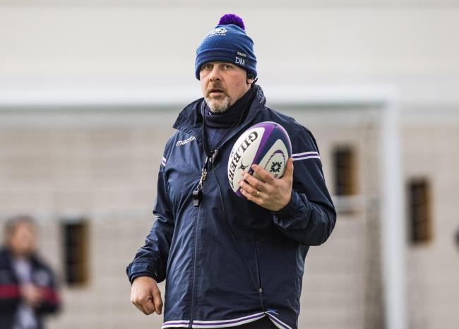 Ulster head coach Dan McFarland has previously coached the Warriors and Scotland