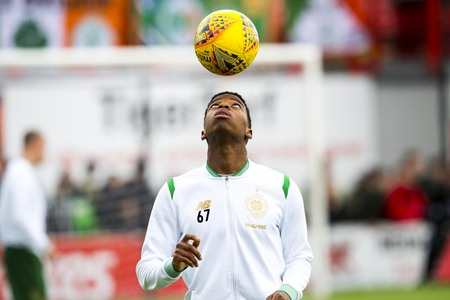 Musonda made just two league starts for the Hoops