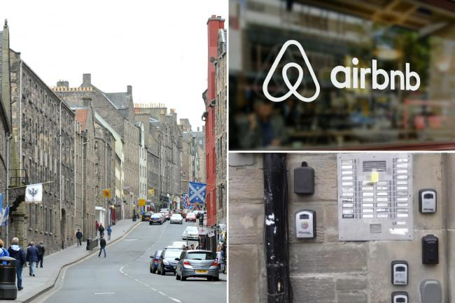 Edinburgh Airbnb neighbours 'get final say' under holiday