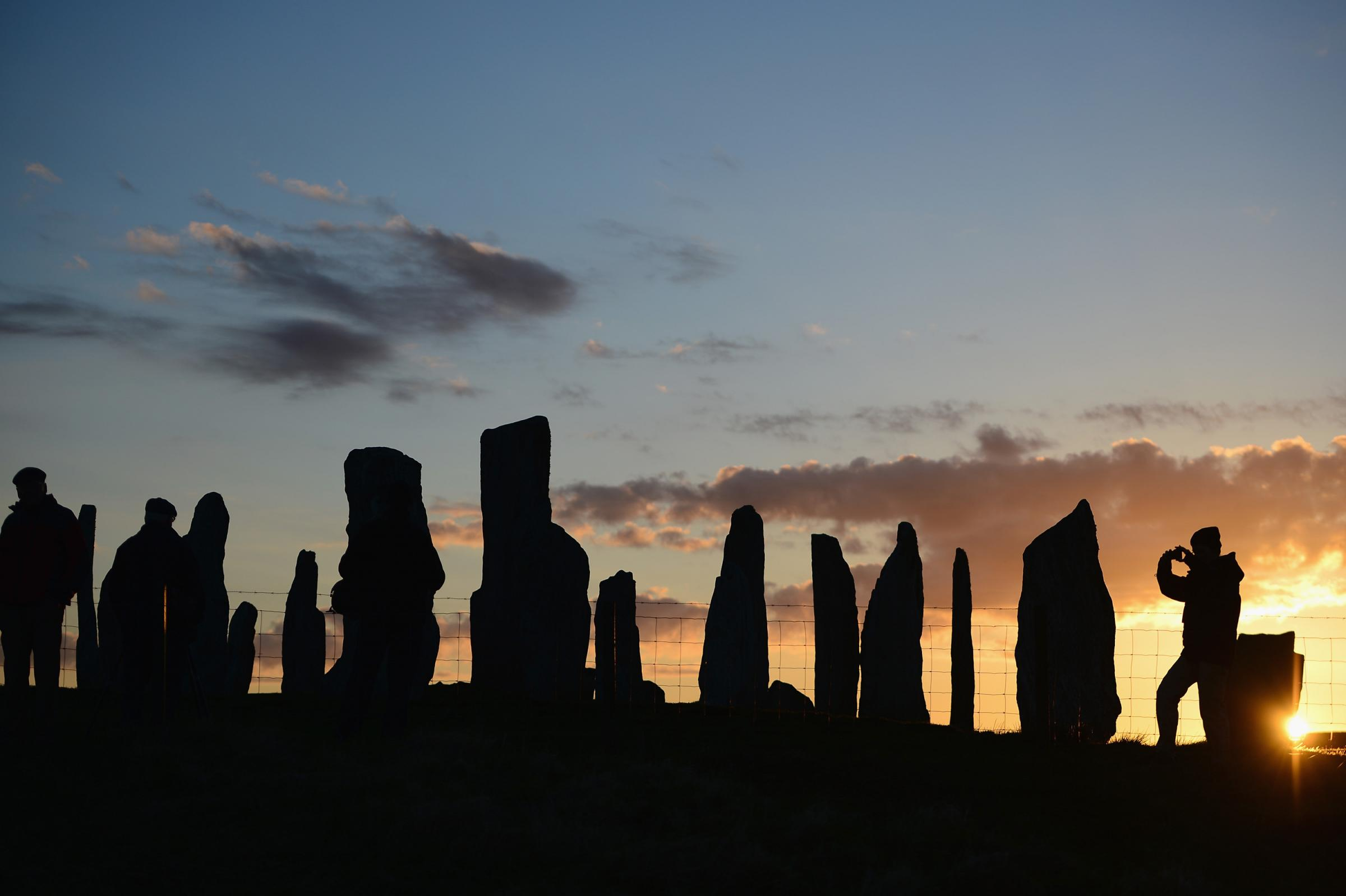 The Callanish Stones are a major tourism draw for the Outer Hebrides.