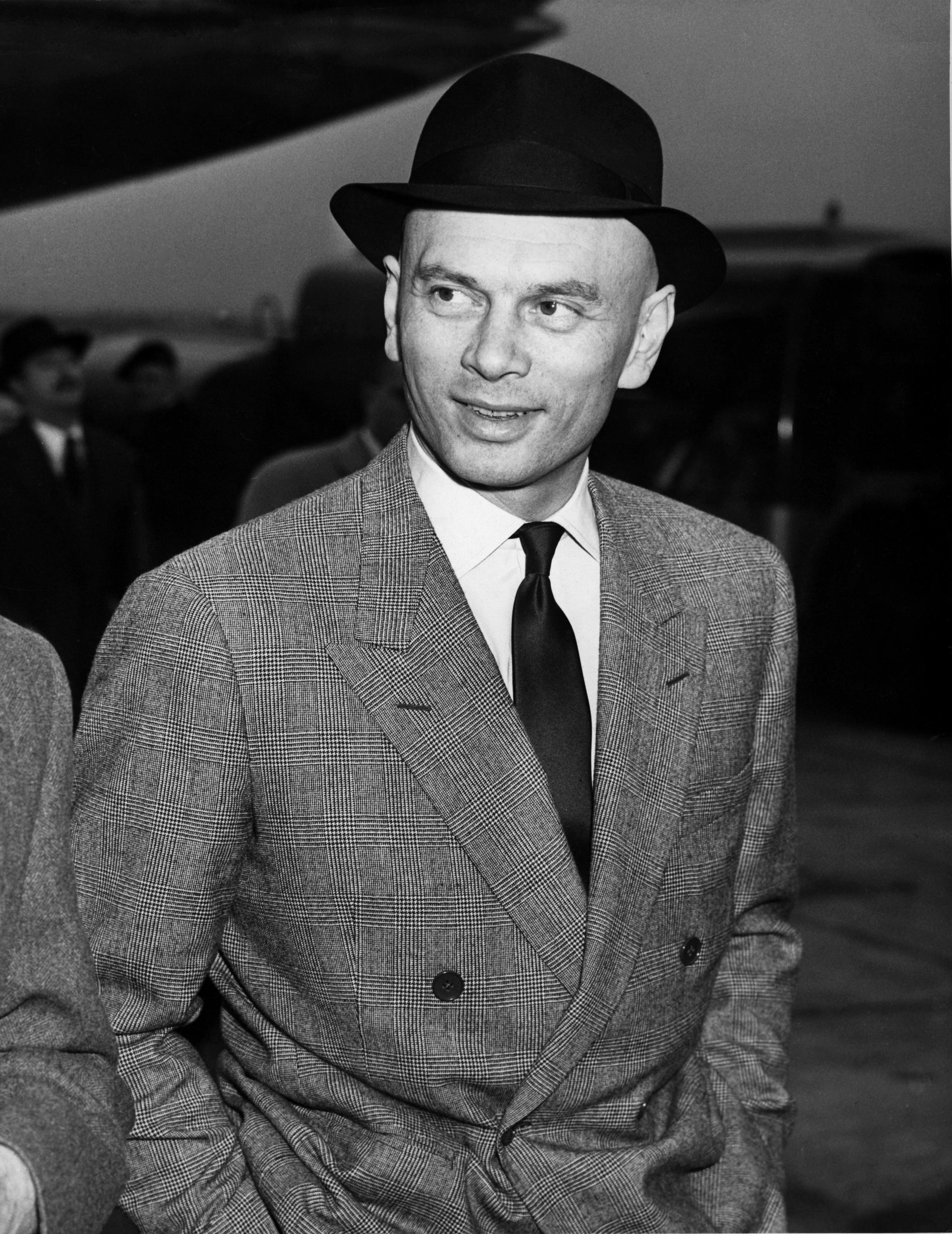 yul brynner the man who would be king