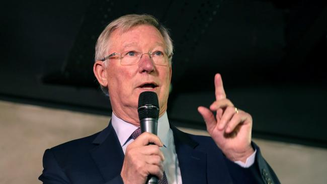 Sir Alex Ferguson no longer in intensive care