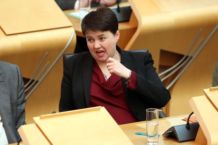 Ruth Davidson: UK must become less London-centric to save union