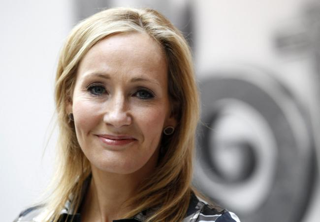 JK Rowling hits out at Scottish nationalists on Twitter