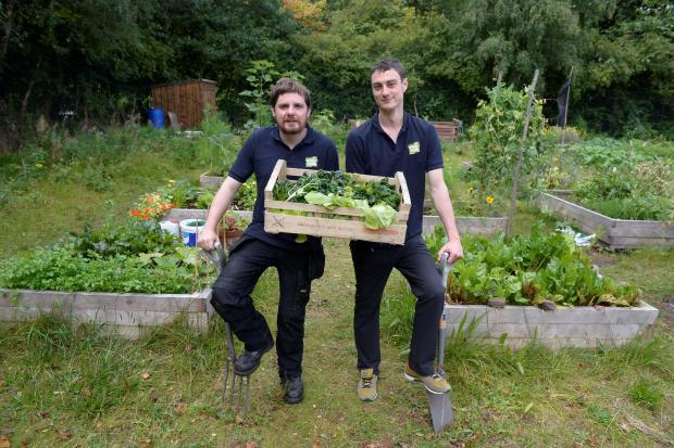 HeraldScotland: South Seeds launched a community garden to help residents learn how to grow their own produce and reduce waste