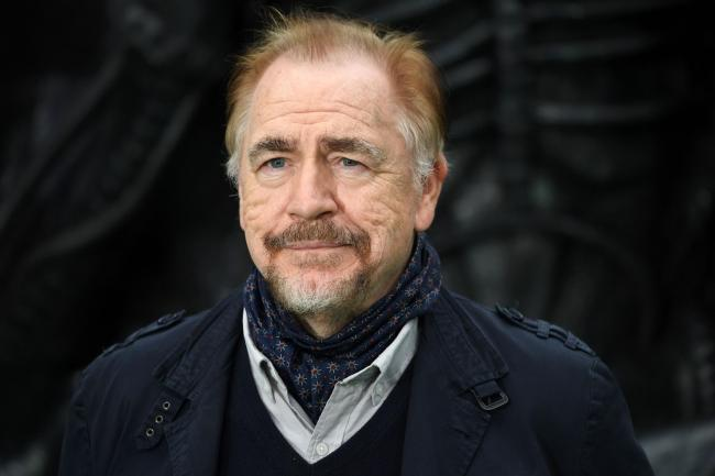Brian Cox is one of the backers of the Scotland for Europe campaign