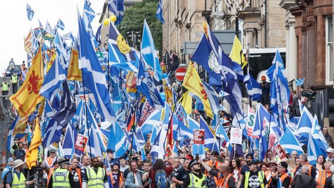 Snp unveils independence blueprint to match best small economies independence worth an extra 4100 per person in scotland malvernweather Choice Image