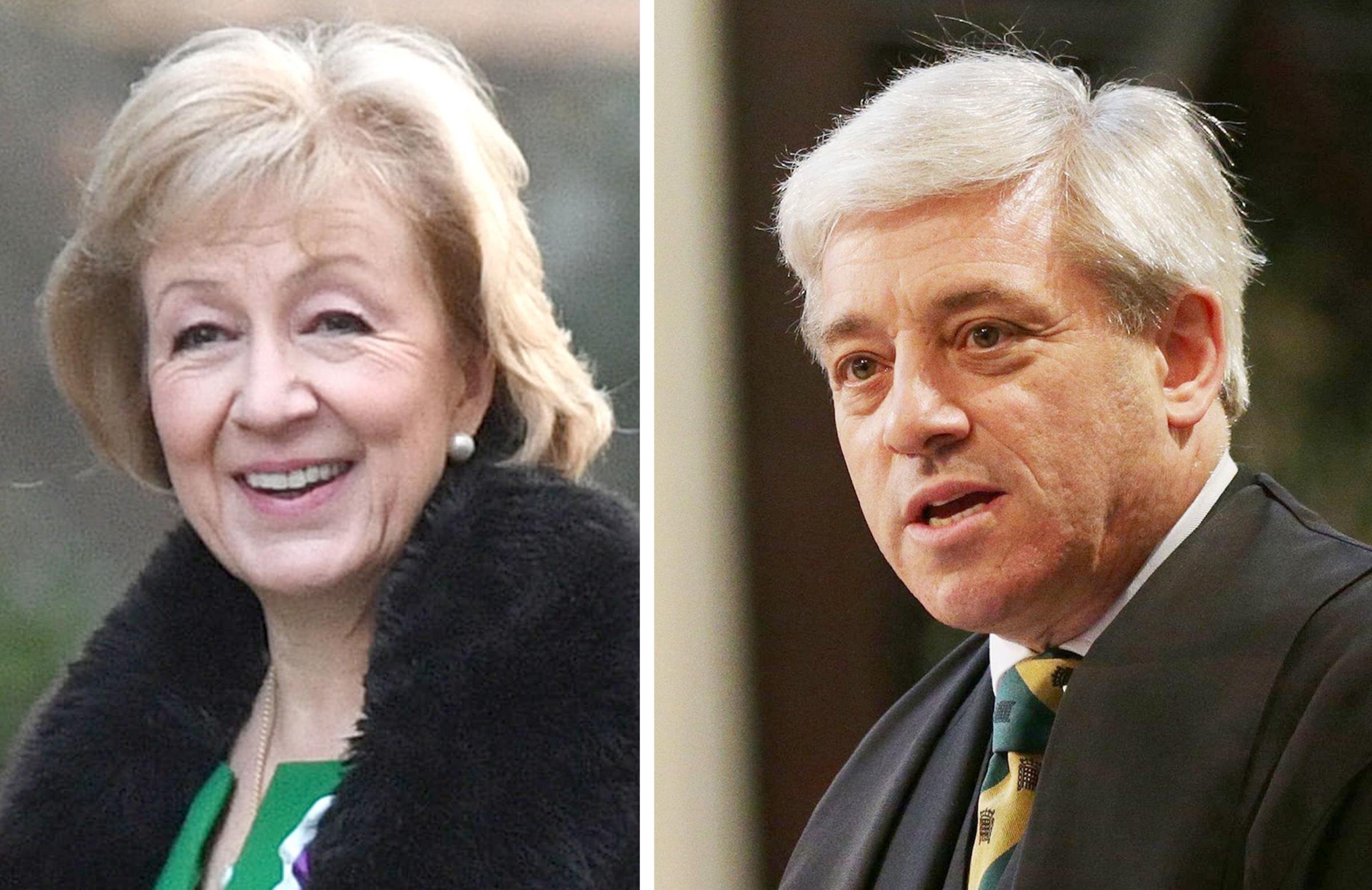 "Culture clash? Post Leadsom/Bercow row, Commons Leader insists all should be treated with ""courtesy and dignity"""