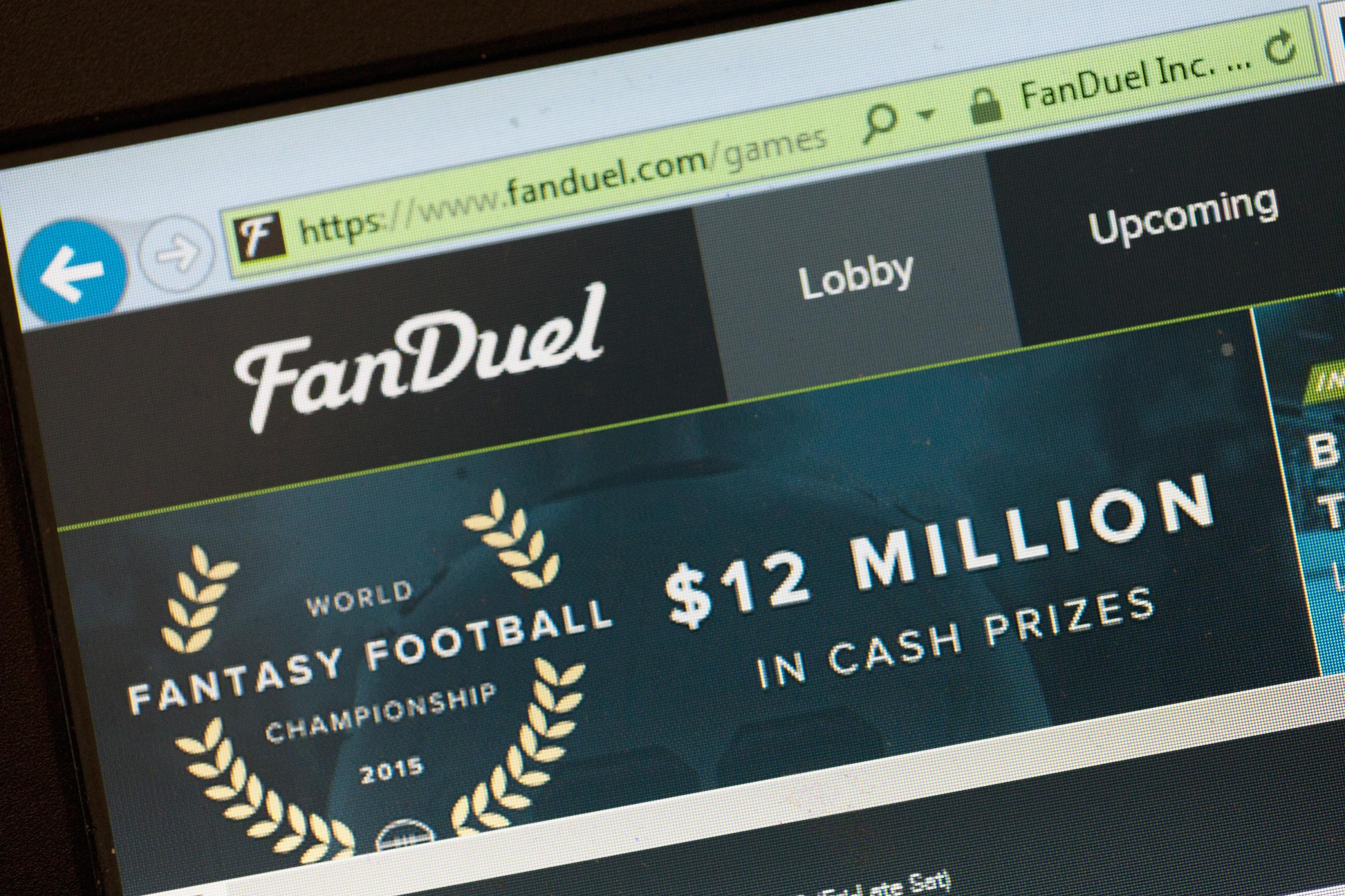 FanDuel has used its IP assets as security for a fresh round of debt. Picture: Getty.
