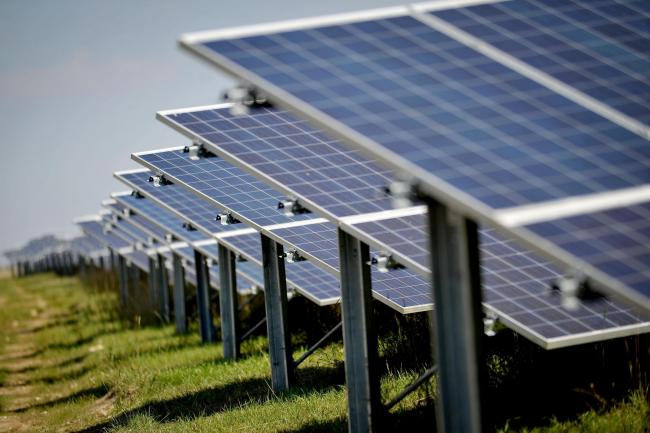 The site in Elgin will be Europe's most northerly solar farm
