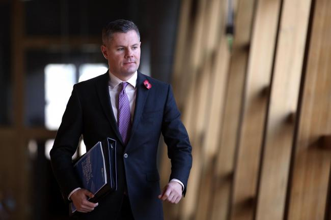 Finance Secretary Derek Mackay will unveil the Scottish Budget next week.