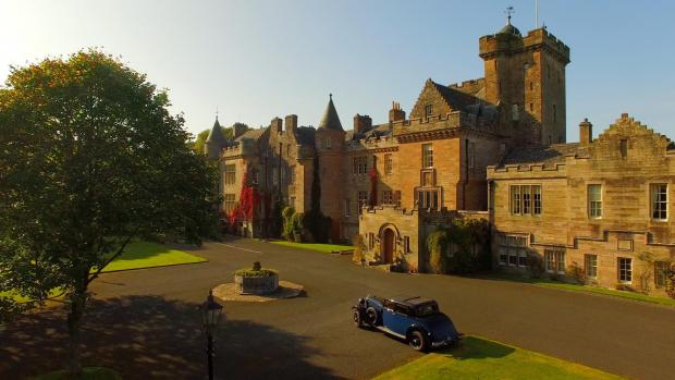 HeraldScotland: Glenapp Castle Wedding Venue