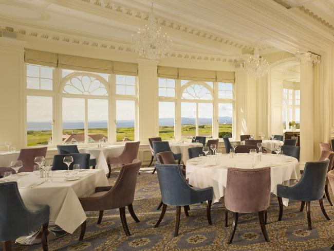 The Best Restaurants with a View in Ayrshire