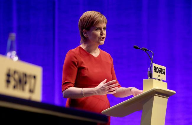 First Minister: Anti-Catholic discrimination 'a scourge on society'
