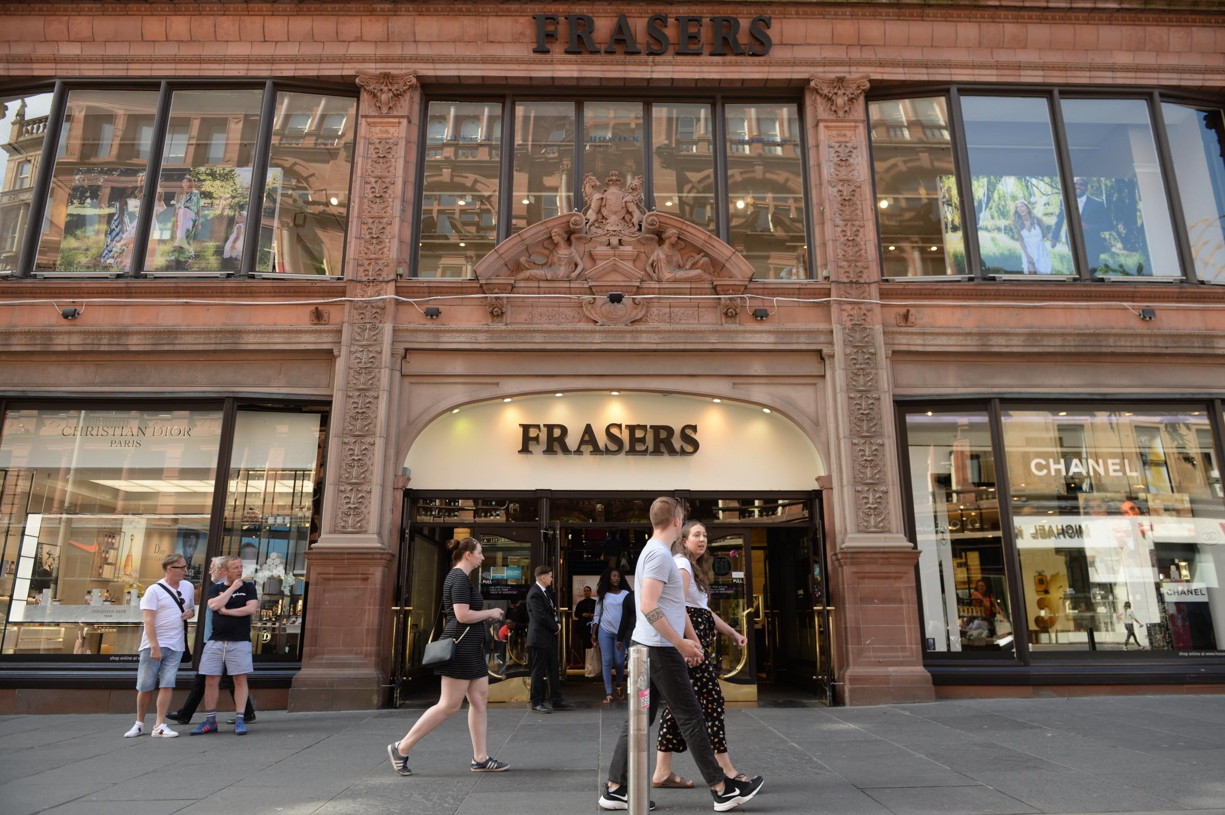 Frasers deal hits profits at Mike Ashley's Sports Direct