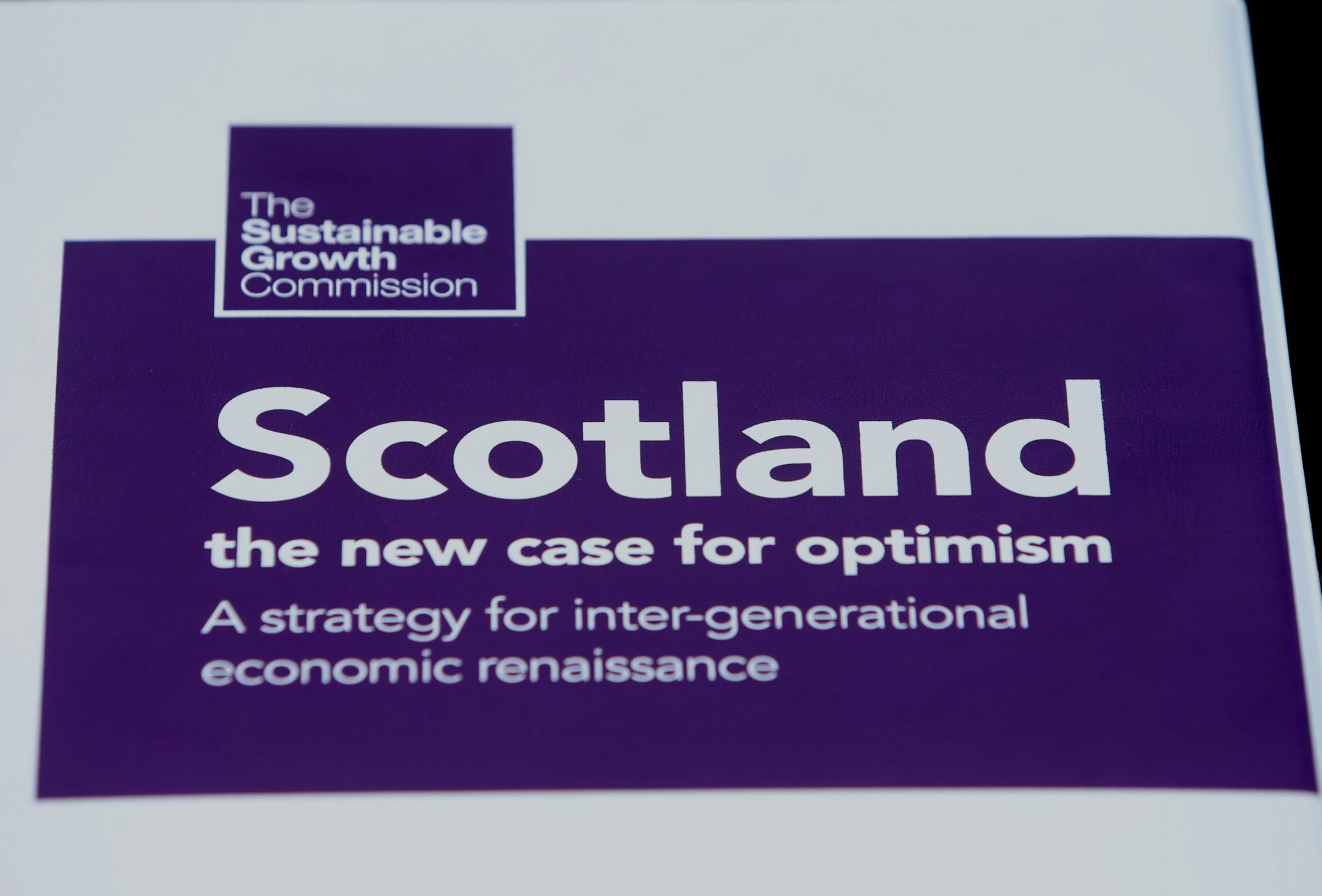 The Sustainable Growth Commission report