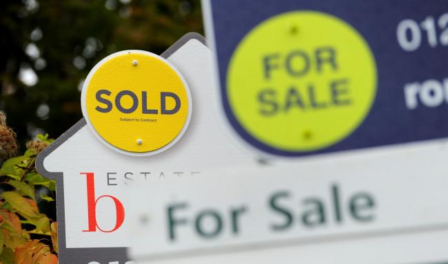 House prices in Scotland rise again