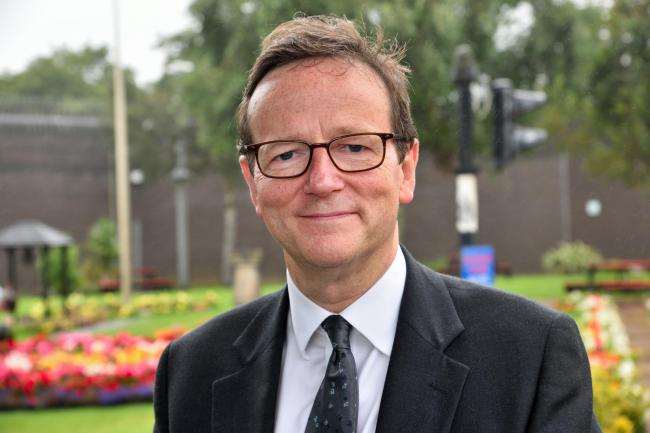 David Strang, chief inspector oh HM Inspectorate of Prisons.