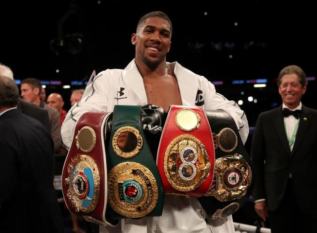 An announcement on the opponent for Joshua's clash in September will be made next week.