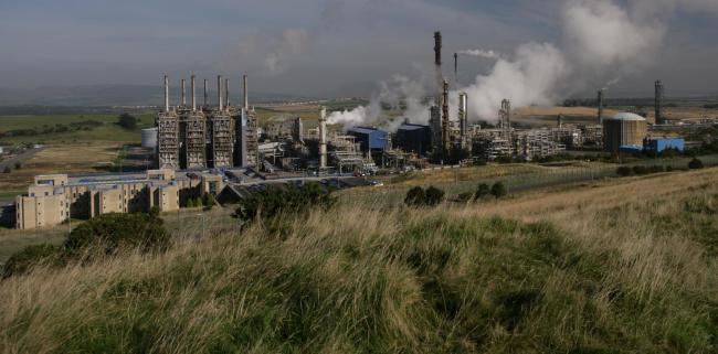 Oil giants under fire for safety failings at fife plant heraldscotland the fife ethylene plant at mossmorran malvernweather Choice Image