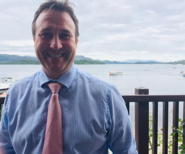 HeraldScotland: The Inn on Loch Lomond General Manager