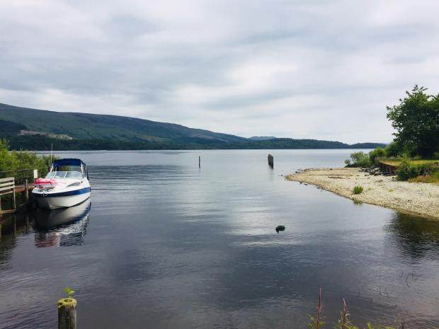 HeraldScotland: In Inn on Loch Lomond